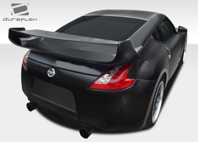 Fits Nissan 370Z 2DR Vader 3 Duraflex Body Kit-Wing/Spoiler 2009-2015