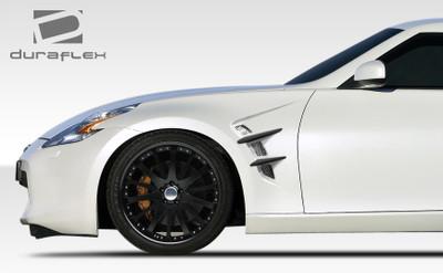 Fits Nissan 370Z W-1 Duraflex Body Kit- Fenders 2009-2015