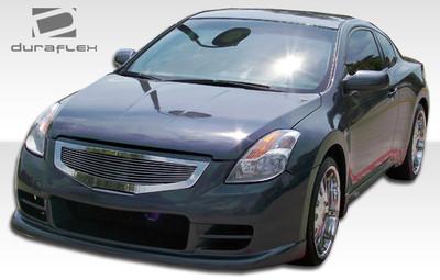 Fits Nissan Altima 2DR GT Concept Duraflex Front Body Kit Bumper 2008-2009
