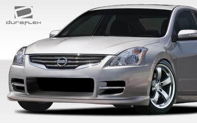Fits Nissan Altima 2DR GT Concept Duraflex Front Body Kit Bumper 2010-2012