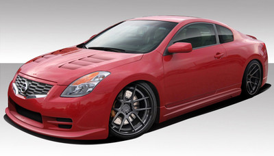 Fits Nissan Altima 2DR GT Concept Duraflex Full 6 Pcs Body Kit 2008-2009