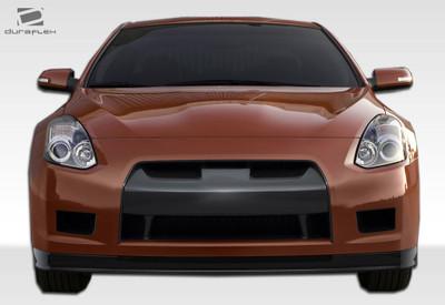 Fits Nissan Altima 2DR GT-R Duraflex Front Body Kit Bumper 2010-2012