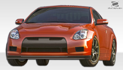 Fits Nissan Altima 2DR GT-R Duraflex Full Body Kit 2010-2012