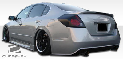 Fits Nissan Altima 4DR Sigma Duraflex Rear Body Kit Bumper 2007-2012