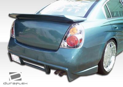 Fits Nissan Altima R33 Duraflex Rear Body Kit Bumper 2002-2006