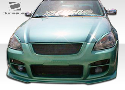 Fits Nissan Altima R34 Duraflex Front Body Kit Bumper 2002-2004