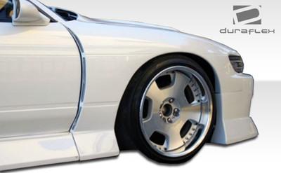 Fits Nissan S13 Silvia 2DR B-Sport Duraflex Body Kit- Wide Fenders 1989-1994