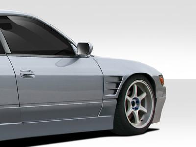 Fits Nissan S13 Silvia G-PR Duraflex Body Kit- Fenders 1989-1994