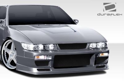 Fits Nissan S13 Silvia G-PR Duraflex Front Body Kit Bumper 1989-1994