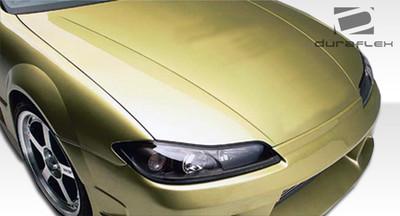 Fits Nissan S15 Silvia OEM Duraflex Body Kit- Hood 1999-2002