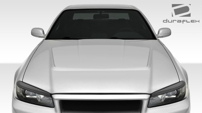 Fits Nissan Skyline 2DR R324 Conversion Duraflex Body Kit- Hood 1989-1994