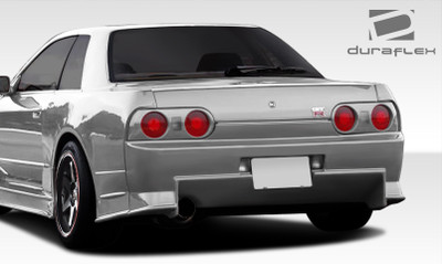 Fits Nissan Skyline 2DR R324 Conversion Duraflex Rear Body Kit Bumper 1989-1994
