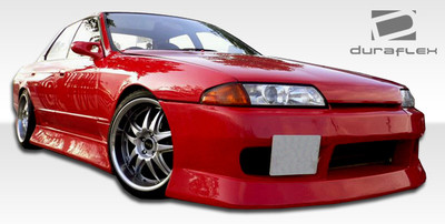 Fits Nissan Skyline 4DR B-Sport Duraflex Full Body Kit 1989-1994