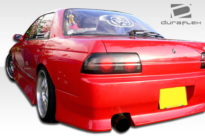 Fits Nissan Skyline 4DR B-Sport Duraflex Rear Body Kit Bumper 1989-1994