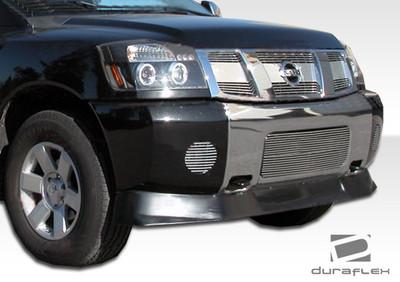 Fits Nissan Titan N-1 Duraflex Front Bumper Lip Body Kit 2004-2007