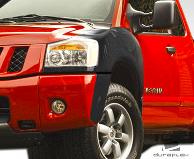 Fits Nissan Titan Off Road Bulge Duraflex Body Kit- Fenders 2004-2014