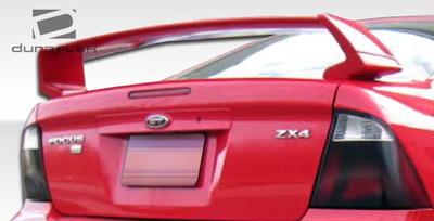 Ford Focus 4DR SE Duraflex Body Kit-Wing/Spoiler 2000-2007