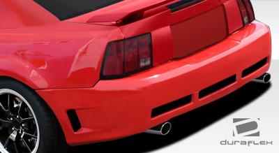 Ford Mustang CBR500 Duraflex Rear Wide Body Kit Bumper 1999-2004