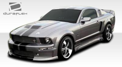 Ford Mustang CVX Duraflex Full Body Kit 2005-2009
