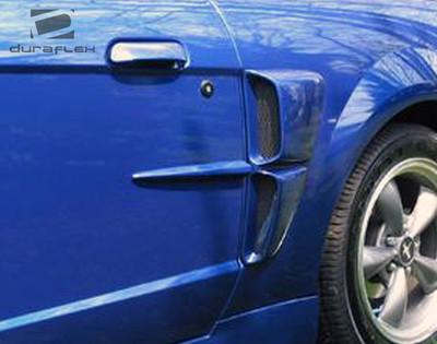Ford Mustang CVX Duraflex Scoop 1999-2004