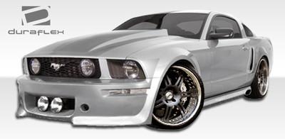 Ford Mustang Eleanor Duraflex Full 4 Pcs Body Kit 2005-2009