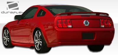 Ford Mustang Eleanor Duraflex Rear Body Kit Bumper 2005-2009