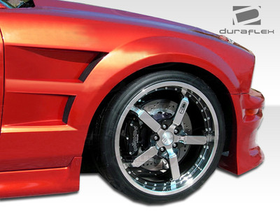 Ford Mustang GT Concept Duraflex Body Kit- Fenders 2005-2009