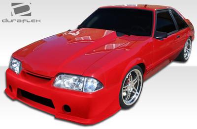 Ford Mustang GT500 Duraflex Full Body Kit 1987-1993