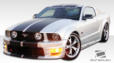 Ford Mustang GT500 Duraflex Full Wide Body Kit 2005-2009