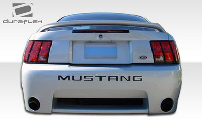Ford Mustang KR-S Duraflex Rear Body Kit Bumper 1999-2004