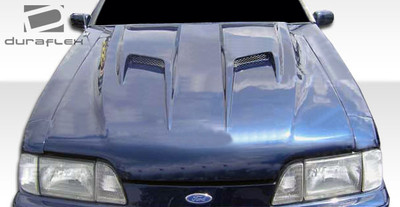 Ford Mustang Mach 2 Duraflex Body Kit- Hood 1987-1993