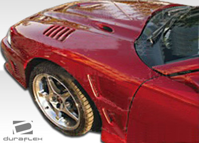 Ford Mustang Velocity Duraflex Body Kit- Fenders 1994-1998