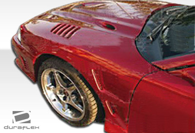 Ford Mustang Velocity Duraflex Body Kit- Fenders 1999-2004