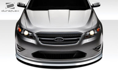 Ford Taurus Racer Duraflex Front Bumper Lip Body Kit 2010 2012