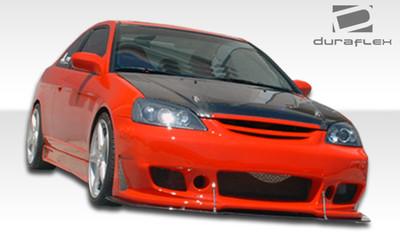 Honda Civic 2DR B-2 Duraflex Front Body Kit Bumper 2001-2003