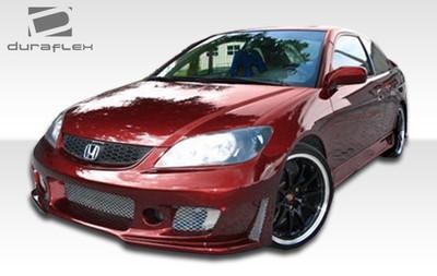 Honda Civic 2DR B-2 Duraflex Full Body Kit 2004-2005