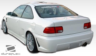 Honda Civic 2DR B-2 Duraflex Rear Body Kit Bumper 1996-2000