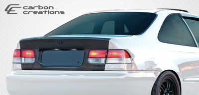 Honda Civic 2DR OEM Carbon Fiber Creations Body Kit-Trunk/Hatch 1996-2000