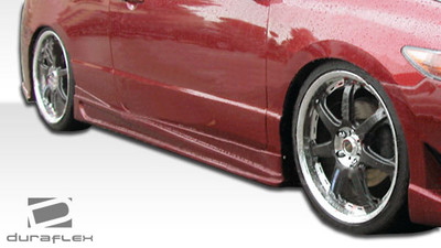 Honda Civic 2DR Sigma Duraflex Side Skirts Body Kit 2006-2011