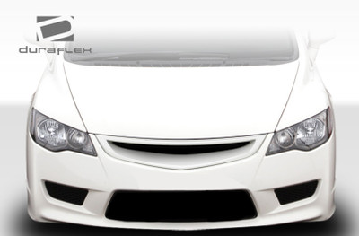 Honda Civic 4DR Type R Duraflex Body Kit- Hood 2006-2011