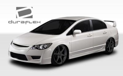 Honda Civic 4DR Type R Duraflex Full Body Kit 2006-2011
