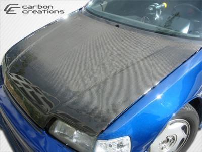 Honda Civic HB OEM Carbon Fiber Creations Body Kit- Hood 1988-1991