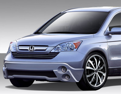 Honda CR-V Type M Duraflex Front Bumper Lip Body Kit 2007-2009