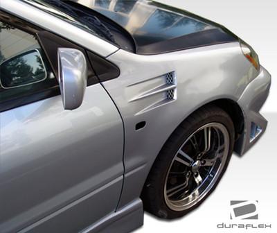 Honda Del Sol X-2 Duraflex Body Kit- Fenders 1993-1997