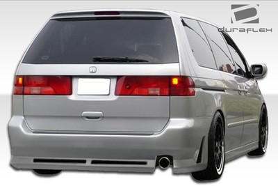 Honda Odyssey R34 Duraflex Rear Body Kit Bumper 1999-2004