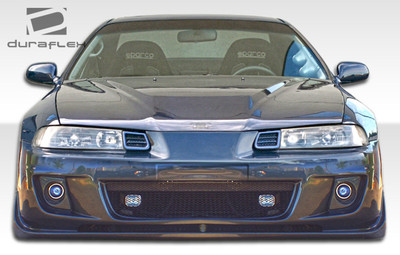 Honda Prelude M-Speed Duraflex Front Body Kit Bumper 1992-1996