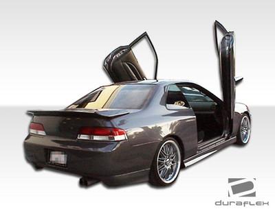 Honda Prelude Type M Duraflex Rear Add On Body Kit Bumper 1997-2001