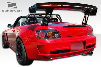 Honda S2000 A-Sport Duraflex Rear Body Kit Bumper 2000-2009