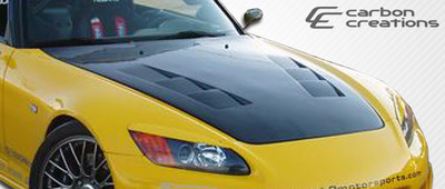Honda S2000 TS-1 Duraflex Body Kit- Hood 2000-2009