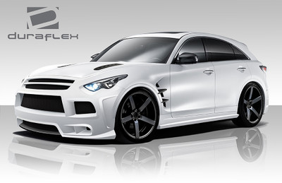 Infiniti FX CT-R Duraflex Full Body Kit 2009-2011